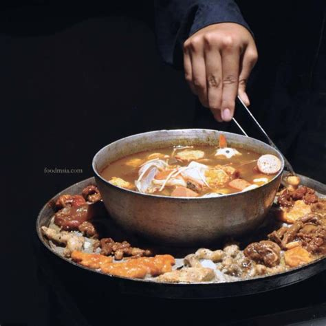 steamboat in subang asap steamboat grill container restaurant puchong