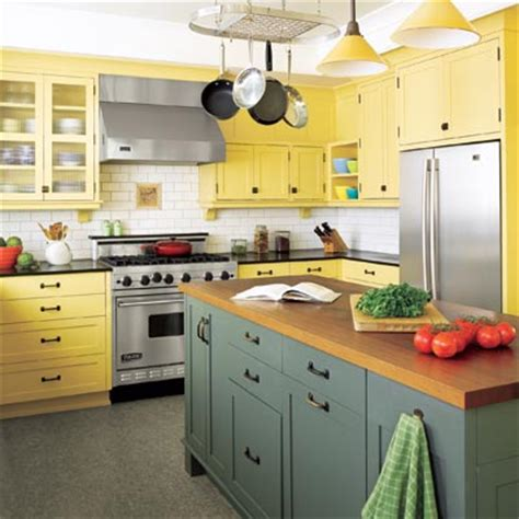 yellow kitchen dark cabinets try traditional with a twist 26 low cost high style