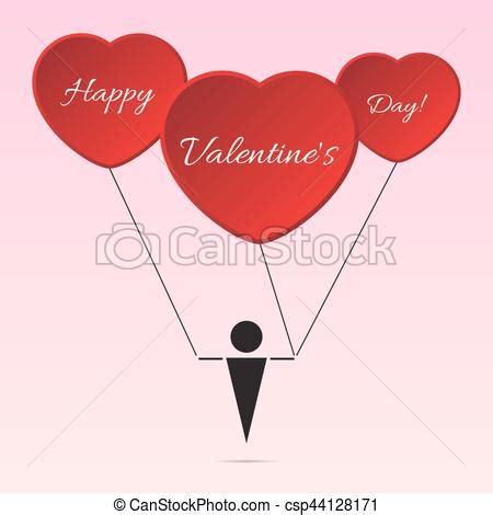 testo cuore cuore figura testo stilizzato nero palloni cuore
