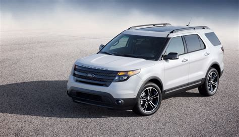2013 Ford Sport 2013 ford explorer sport blends performance and fuel economy