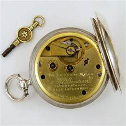oxford pocket watches j w benson quot ludgate quot 1886 which