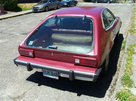 1979 ford pinto glassback 1979 ford pinto