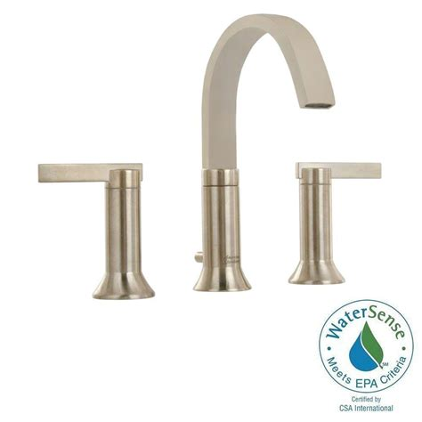 American Standard Berwick Faucet by American Standard Berwick 8 In Widespread 2 Handle High