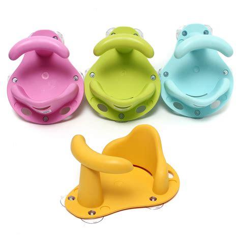 Children S Bath Chair by 4 Colors Baby Bath Tub Ring Seat Infant Children Shower
