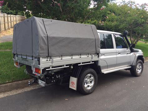 Profit Canopies by Ute Canopies Covers Wallaby Track Canvas