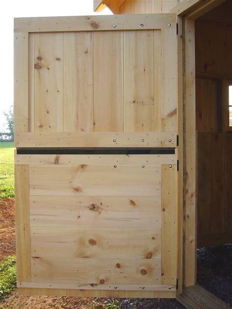 Build Your Own Dutch Barn Door Your Projects Obn Building Barn Door