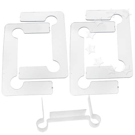 Glass Shower Door Brackets New Bracket Frameless Wall To Glass Shower Door Hinge Wall Mount Hinge 8 12mm Ebay