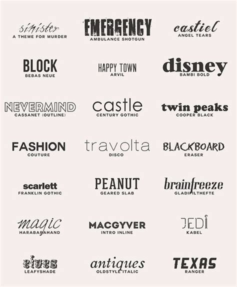 web design font name 58 best awesome fonts for printables and diy projects