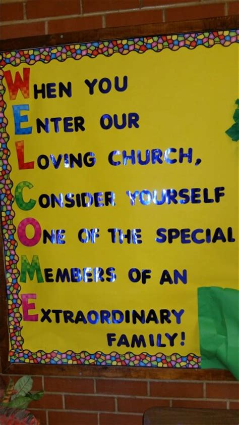 religious themes in stories bulletin board for church anniversary bulletin board and