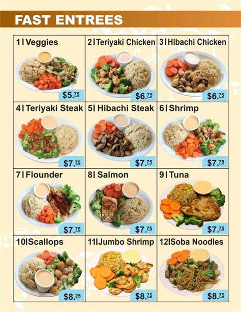 tokyo grill menu page 3 yelp