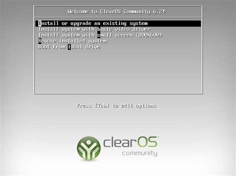 tutorial instal ci klinik komputer tutorial install clearos 6 3