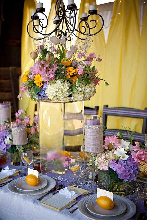 purple and yellow wedding ideas elizabeth designs the wedding