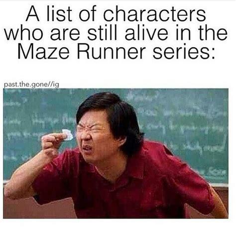 Maze Runner Memes - funny maze runner memes youtube