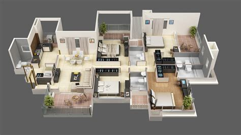 home plan design 4 bhk supreme esteban 4bhk apartments for sale in koregaon park
