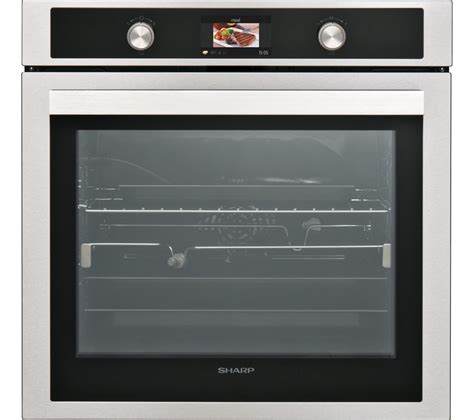 Oven Sharp buy sharp ks 70s50iss electric oven stainless steel
