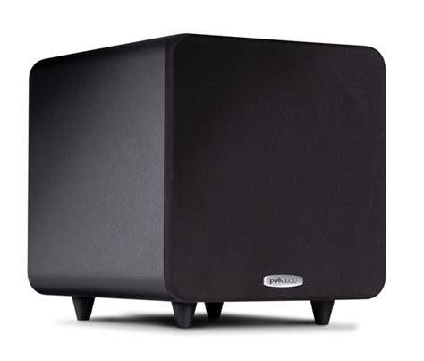 polk blackstone tl  psw speaker combination