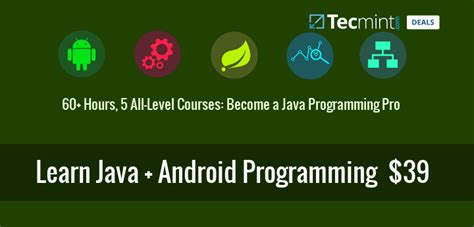 learn android programming deal become a it service expert with itil certification 69 save 99