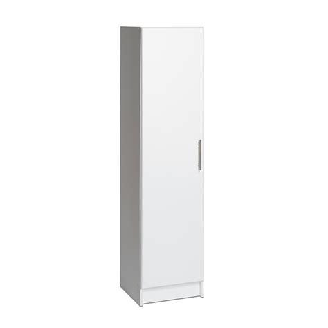 6 way adjustable cabinet hinges amazon com prepac elite 16 quot narrow cabinet in white