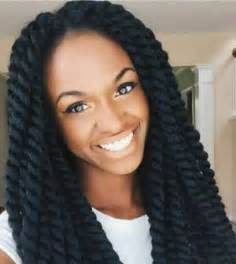 nubian hair single plaits with hair on sides 40 big box braids styles herinterest com