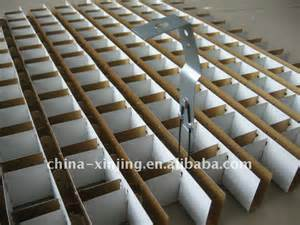 Open Cell Ceiling Metal Open Cell Ceiling System Buy Metal Grid Ceiling