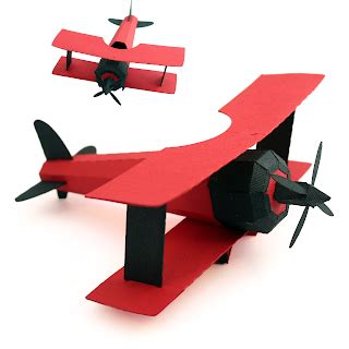 3d airplane card template 3 3 and more 3d bi plane tutorial