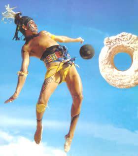 imagenes de los mayas jugando futbol los mayas usaron el caucho antes que los occidentales