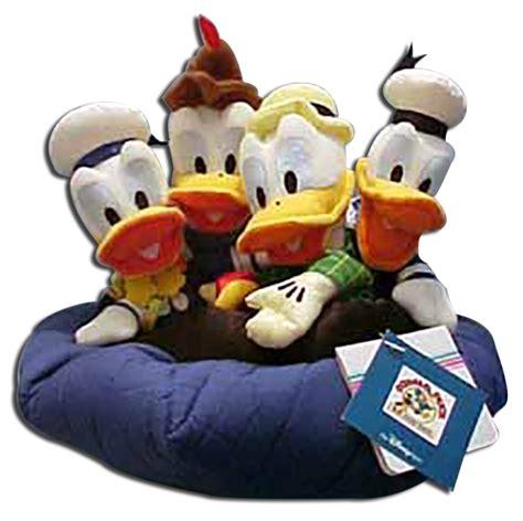 donald stuffed doll donald duck dolls disney store plush toys 65th anniversary