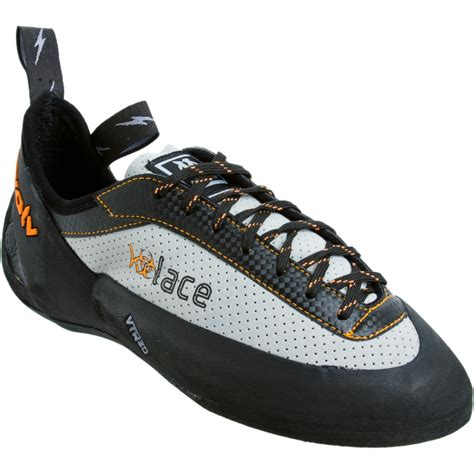 evolve rock climbing shoes evolv k lace climbing shoe backcountry
