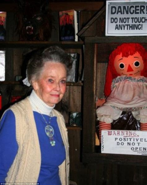 annabelle doll museum inside the house of horrors that inspired the conjuring