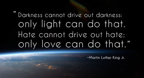 light overcomes darkness quotes mlk jr quotes darkness quotesgram