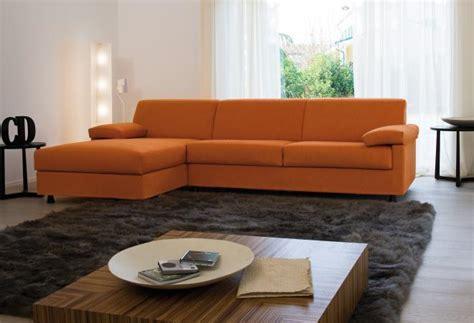 divani arancioni divano a letto singolo matrimoniale gemellare sfoderabile