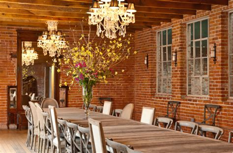 carondelet house los angeles rustic wedding venue carondelet house rustic wedding chic