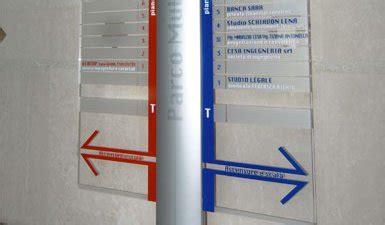 segnaletica interna insegne pubblicitarie produzione e installazione treviso