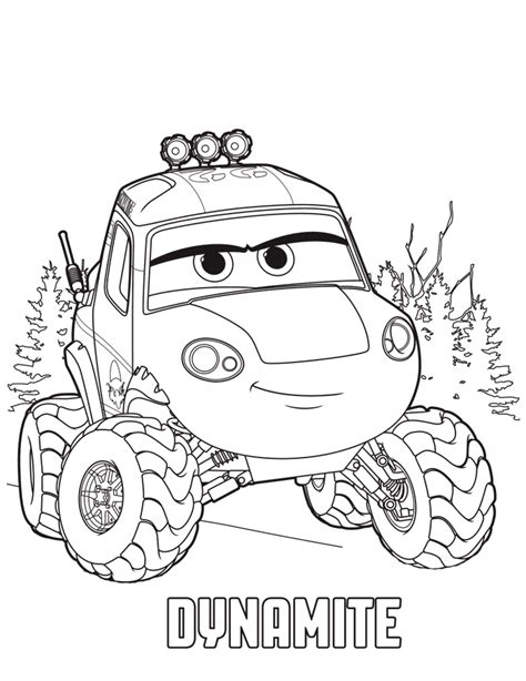 Planes And Rescue Coloring Pages