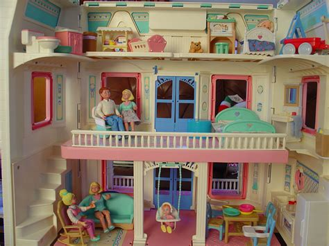 fisher price dolls house fisher price doll house furniture pictures