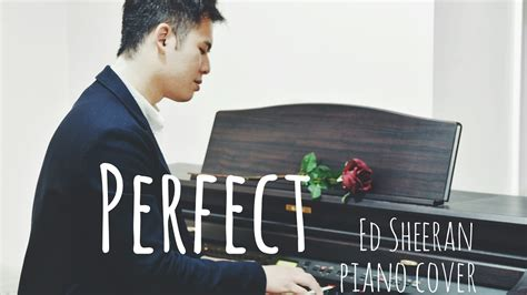 ed sheeran perfect official instrumental perfect ed sheeran beautiful wedding piano