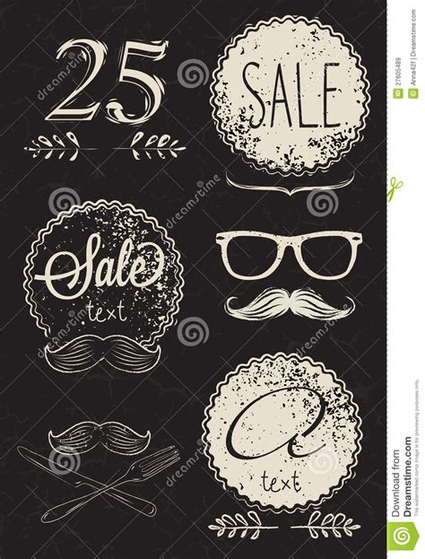 modern design elements elements of modern design stock illustration image of