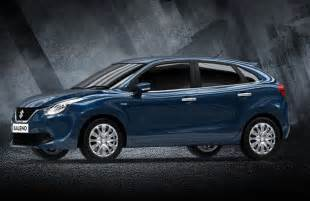 maruti suzuki baleno made in india to be exported to