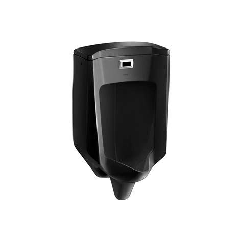 Bardon Plumbing by Kohler Bardon 0 5 Gpf Touchless In Black Black K