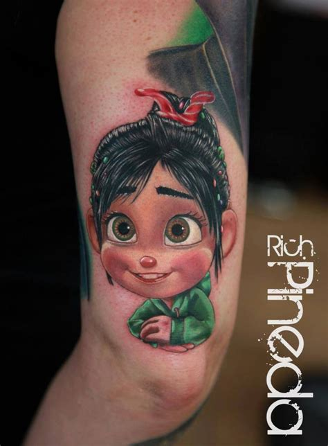 wreck it ralph tattoo awesome wreck it ralph the of ink
