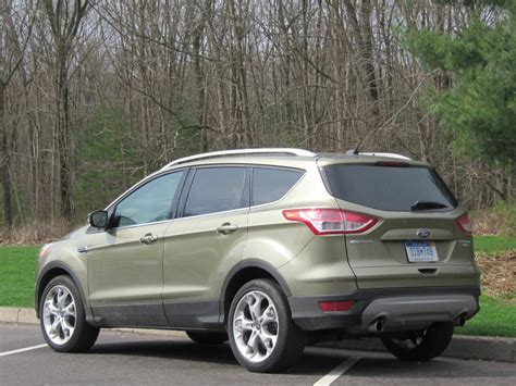 Ford Escape Ecoboost by Ford Escape 2 0 Liter Ecoboost Autos Post