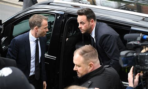 Driving Days After Sentencing by Ant Mcpartlin Sentenced After Pleading Guilty To Drink