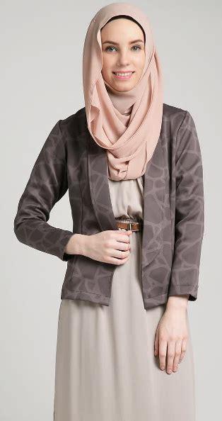 Kalung Wanita Import Fashion Trendy Design Modis Koleksi 4 busana atasan baju muslim wanita untuk kerja trendy masa kini import populer model baju