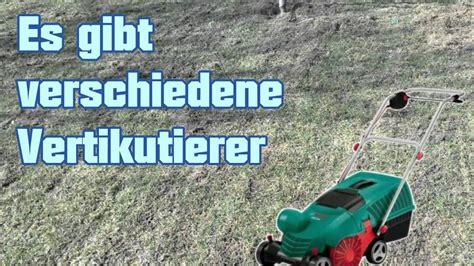 Wann Vertikutiert Den Rasen 5343 by Rasen Vertikutieren Was Ist Das
