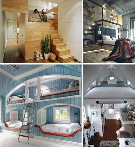 traditional to contemporary 6 cool custom bedroom lofts urbanist