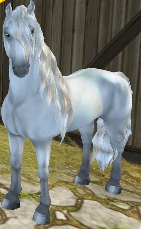 Swedish Blue Paint by Friesian Sport Horse Everything Star Stable