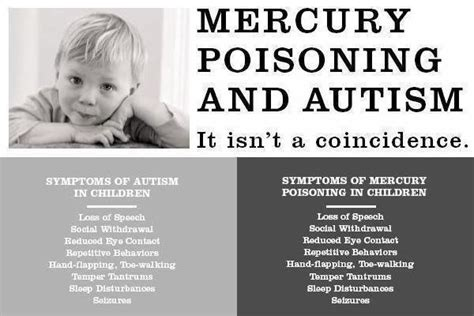 Mercury Detox Symptoms by Vaxtruth Org When 1 In 88 Is Really 1 In 29