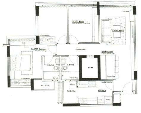 Emerald East Floor Plan