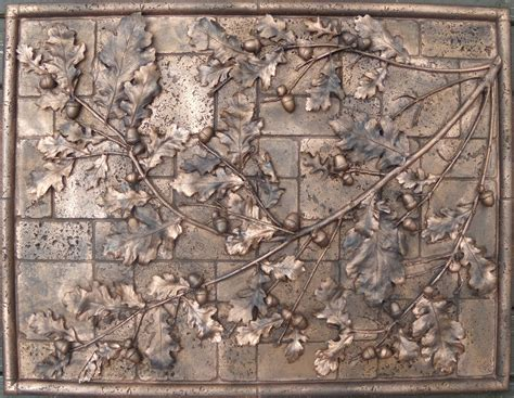 mural tiles acorn mural tile lost lake artistic tile