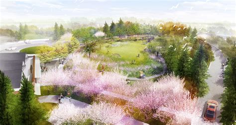 Harvard Botanical Garden Mikyoung Design Chicago Botanic Gardenmikyoung Design Landscape Architecture